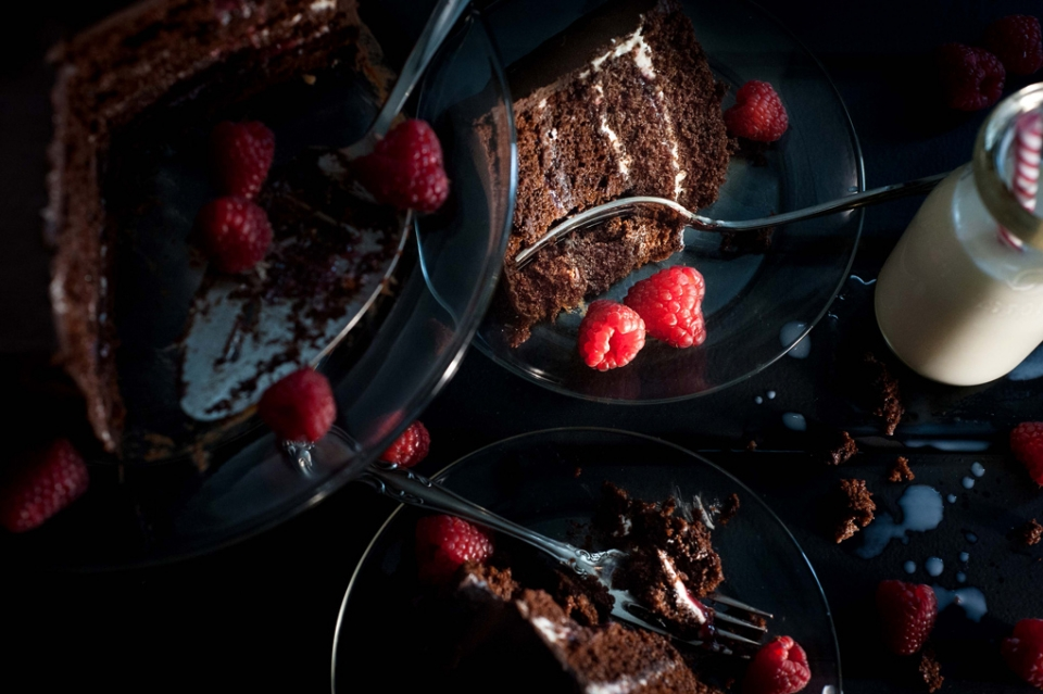 Portland Food Photographer-Chocolate Cake » PDX Food ...