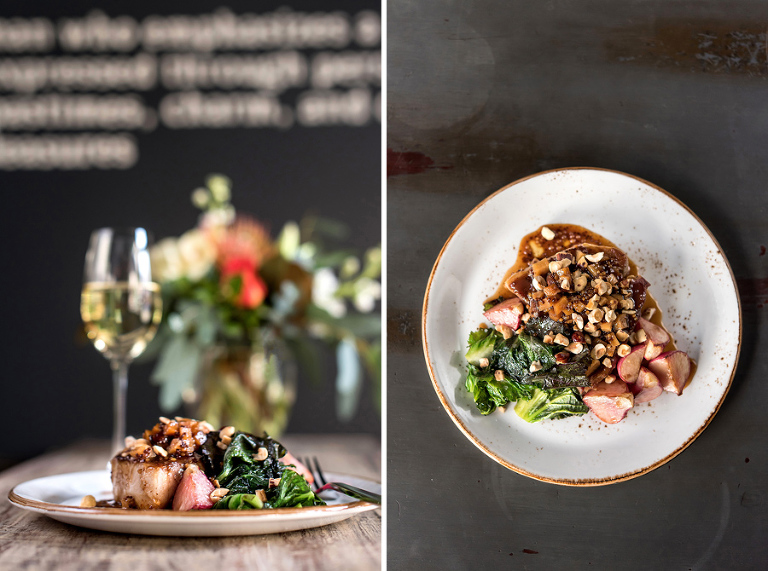 Portland Food Photographer